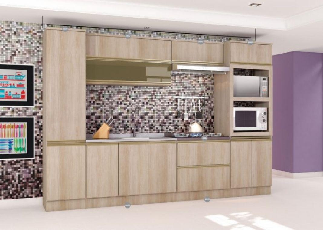 Moveis Modulados Para Cozinha Cozinhas Firenze Mdf Pradel Mveis