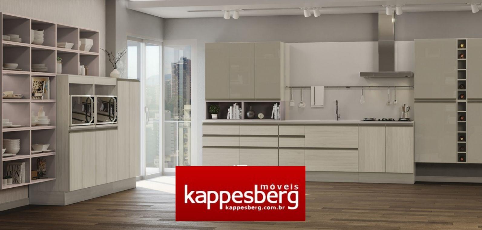 Cozinha Completa Kappesberg Resimden Com